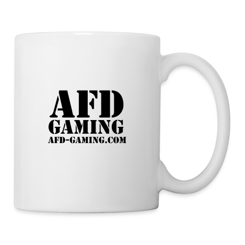 AFD GAMING Stencil Blk - Coffee/Tea Mug