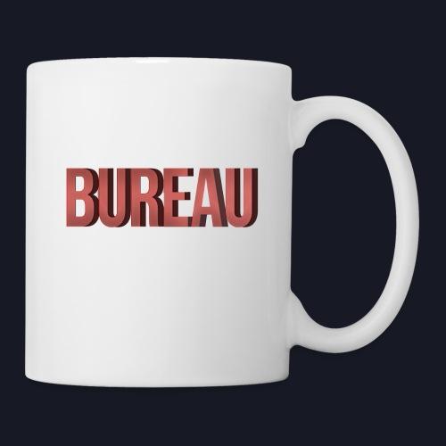 BUREAU Red Shade - Coffee/Tea Mug