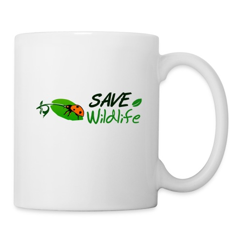 Save Wildlife - Coffee/Tea Mug
