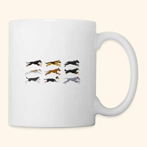 The Starting Nine - Coffee/Tea Mug