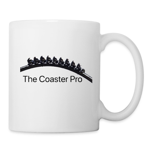 The Coaster Pro - Coffee/Tea Mug