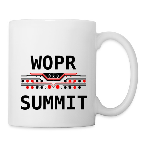 WOPR Summit 0x0 RB - Coffee/Tea Mug