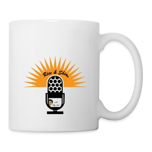 Rise & Shine with Big Lou - Coffee/Tea Mug