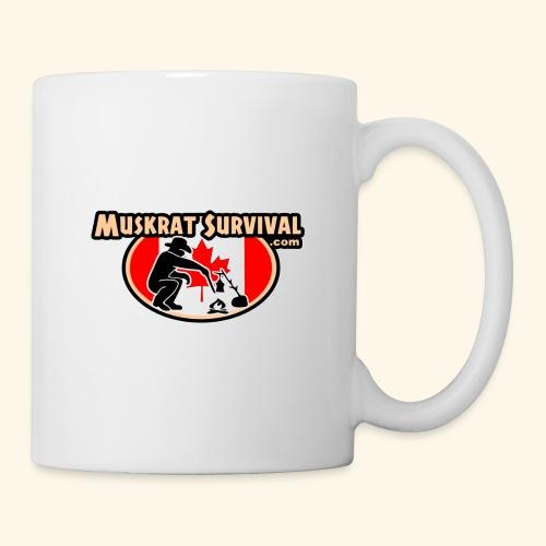 Muskrat Badge 2020 - Coffee/Tea Mug