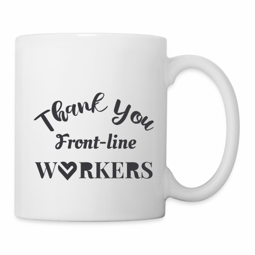 Thank you fronline worker - Coffee/Tea Mug