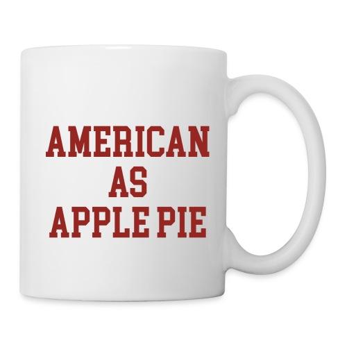 American as Apple Pie - Coffee/Tea Mug