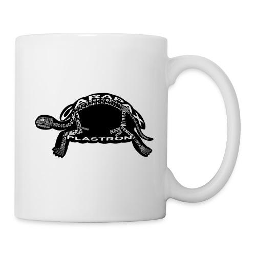 Skeleton Turtle - Coffee/Tea Mug