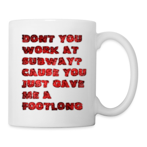 footlong - Coffee/Tea Mug