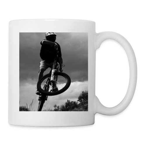 DOWNHILL. - Coffee/Tea Mug