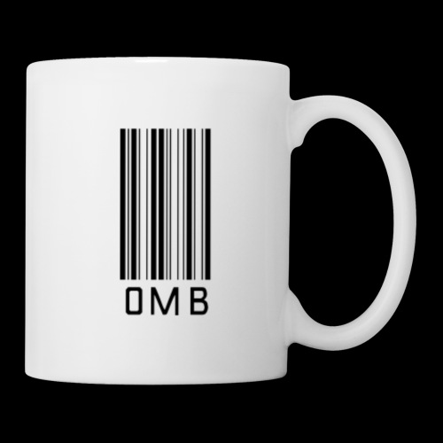 Omb-barcode - Coffee/Tea Mug