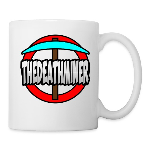 TheDeathMiner T-Shirt - Coffee/Tea Mug