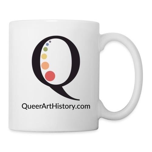 Queer Art History Q logo - Coffee/Tea Mug