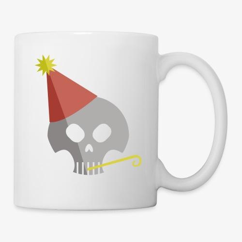 Party Skull - Coffee/Tea Mug