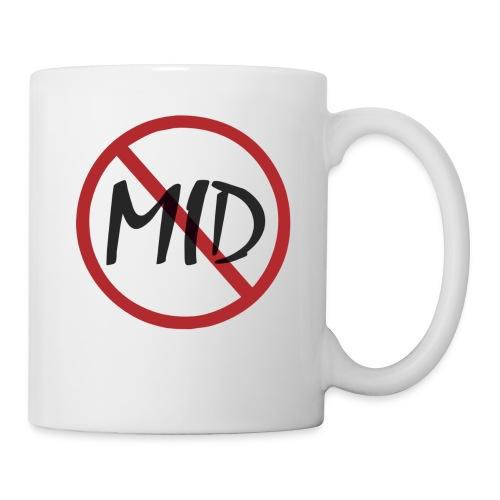 SAY NO TO MID - Coffee/Tea Mug
