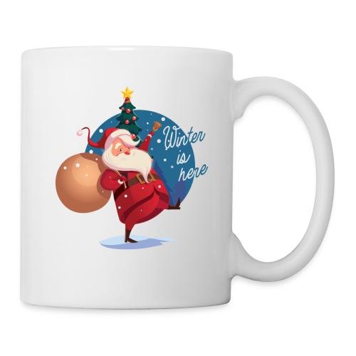 Winter is here - Coffee/Tea Mug