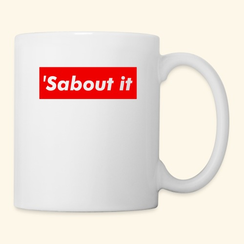 'Sabout it - Coffee/Tea Mug