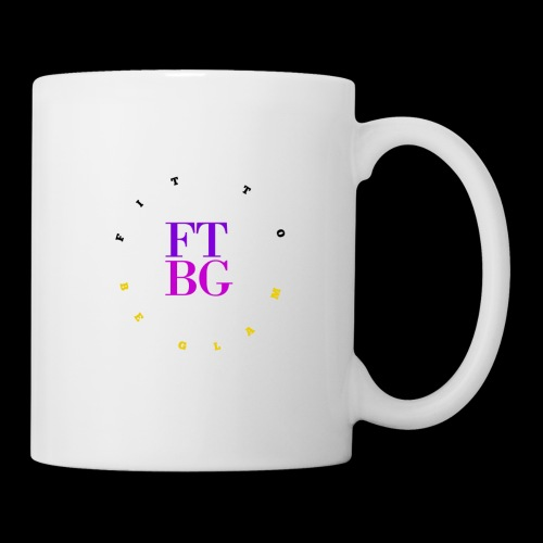 FIT TO BE GLAM 5 - Coffee/Tea Mug