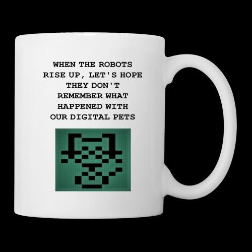 Funny Digital Pet Graphic - Coffee/Tea Mug