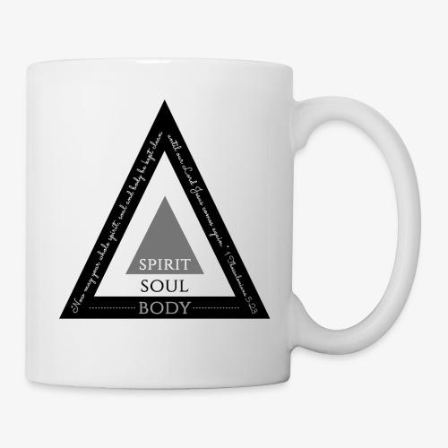Spirit Soul Body - Coffee/Tea Mug