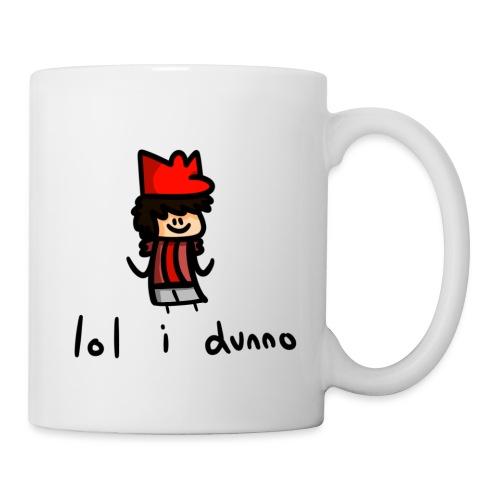 lol i dunno - Coffee/Tea Mug