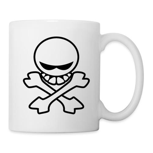 Cartoon Skull - Coffee/Tea Mug