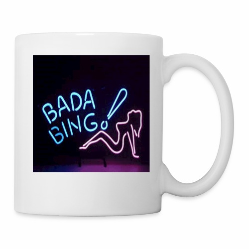 BADA BING NEON SIGN - Coffee/Tea Mug
