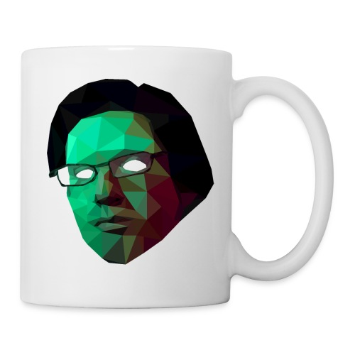 j o s e p h e l l on Low Polygon - Coffee/Tea Mug