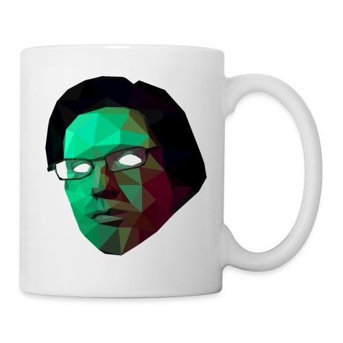 j o s e p h e l l on Low Polygon - Coffee/Tea Mug