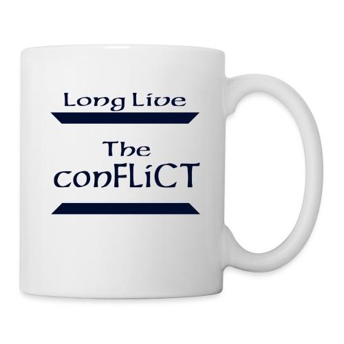 Long Live the Conflict - Coffee/Tea Mug