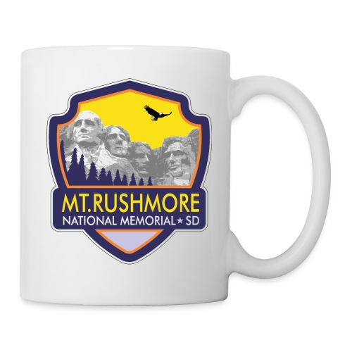 Mt. Rushmore - Coffee/Tea Mug