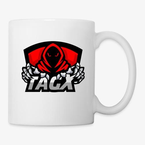 TagX Logo - Coffee/Tea Mug