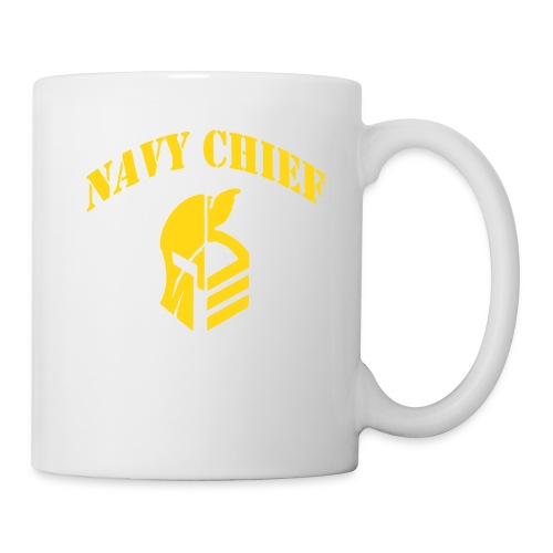 US Navy Chief CPO Warrior - Coffee/Tea Mug