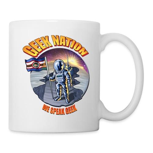 Geek Nation Sun shining - Computer Resolution - Coffee/Tea Mug