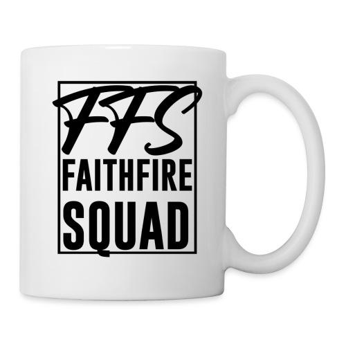 FAITHFIRE SQUAD - BLACK - Coffee/Tea Mug
