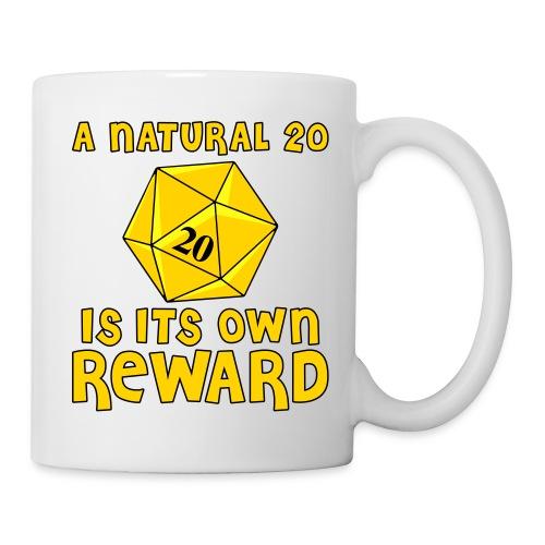 Natural Twenty - Coffee/Tea Mug