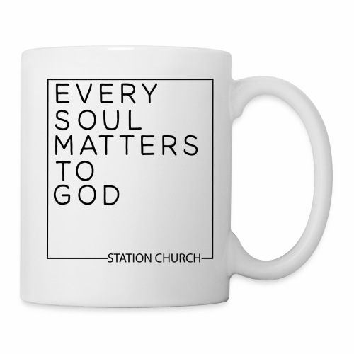 ESMTG Black - Coffee/Tea Mug