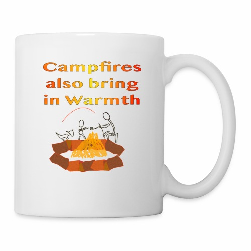 Around the Campfire - Coffee/Tea Mug