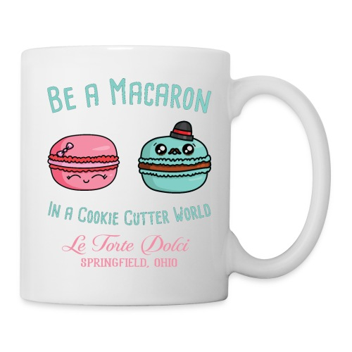 Be a Macaron - Coffee/Tea Mug