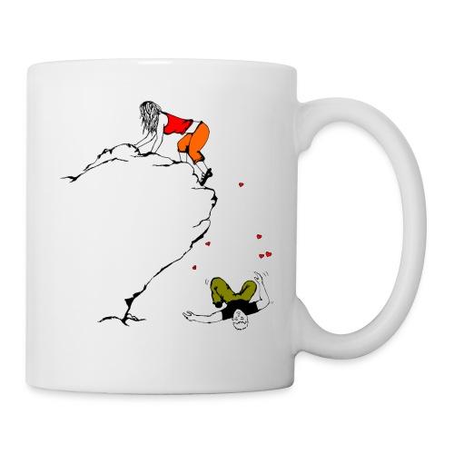 Lady Climber - Coffee/Tea Mug