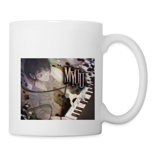 Dark Piano 1 - Coffee/Tea Mug