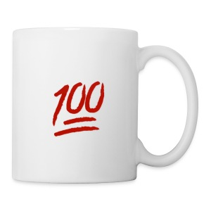 100 flawless - Coffee/Tea Mug