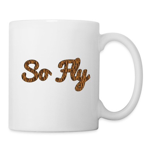 So Fly Tiger - Coffee/Tea Mug