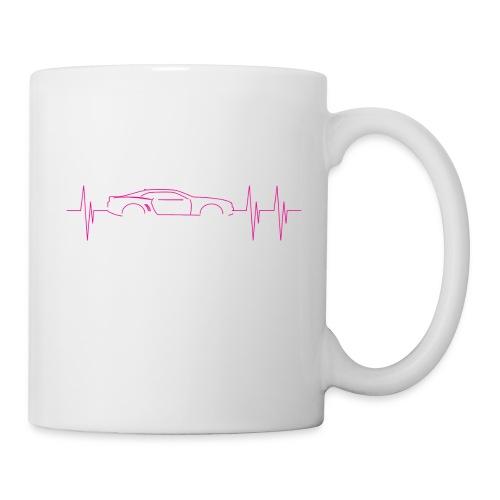 5th Generation Camaro Heartbeat Pink - Coffee/Tea Mug