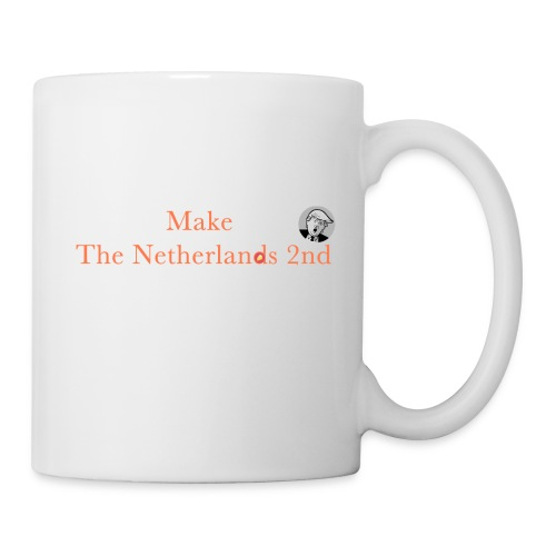 Make The Netherlands 2nd - Coffee/Tea Mug