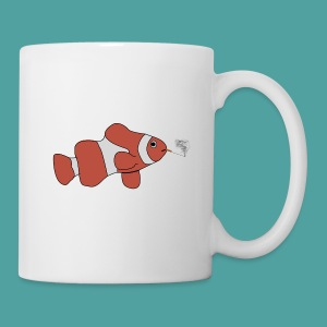fisheye - Coffee/Tea Mug