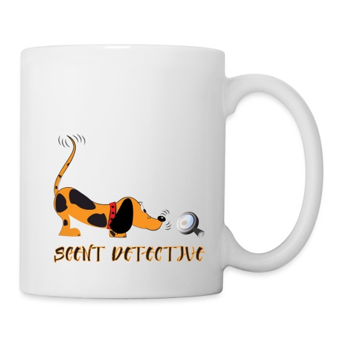 Scent Detective - Coffee/Tea Mug