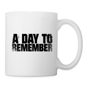 a day to remember - Coffee/Tea Mug