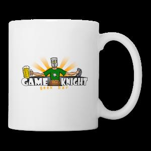 Game Knight Geek Bar Logo - Coffee/Tea Mug