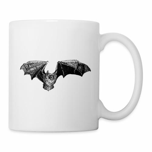Tri-Colored Bat - Coffee/Tea Mug