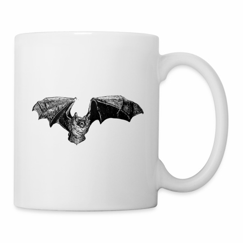 Tri-Colored Bat - Coffee/Tea Mug
